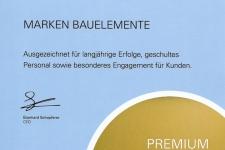 Urkunde Premium Fach Partner 2018