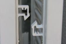 E-5803-Ladenhalter für Türen-30mm