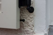 R-457967s-Tür-Ladenhalter mit gefederter Stange