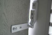 R-224508w-R-224176w-Tür-Ladenhalter mit Schließzapfenplatte