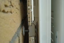 R-224514w-Tür-Ladenhalter mit Trägeschraube-100mm