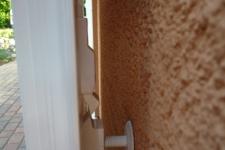 R-224516w-Tür-Ladenhalter mit Trägeschraube-195mm