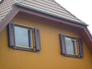 Basisrahmen Fensterladen BR 03