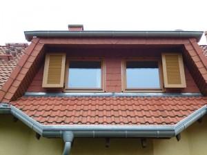 Basisrahmen Fensterladen BR 07