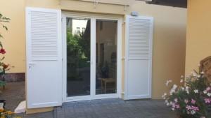 Basisrahmen Fensterladen BR 24