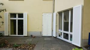 Basisrahmen Fensterladen BR 26