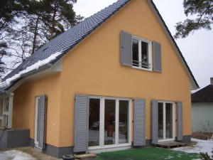 Grundrahmen Fensterladen GR 04