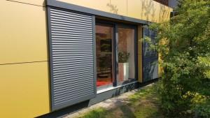 Schiebeladen - Aluminium SL 10