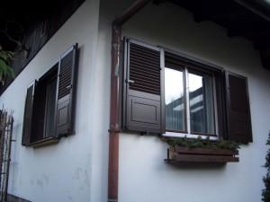 Zargenladen Fensterladen ZL 01