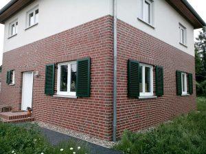 Basisrahmen Fensterladen BR 33
