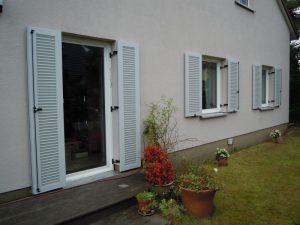 Basisrahmen Fensterladen BR 35